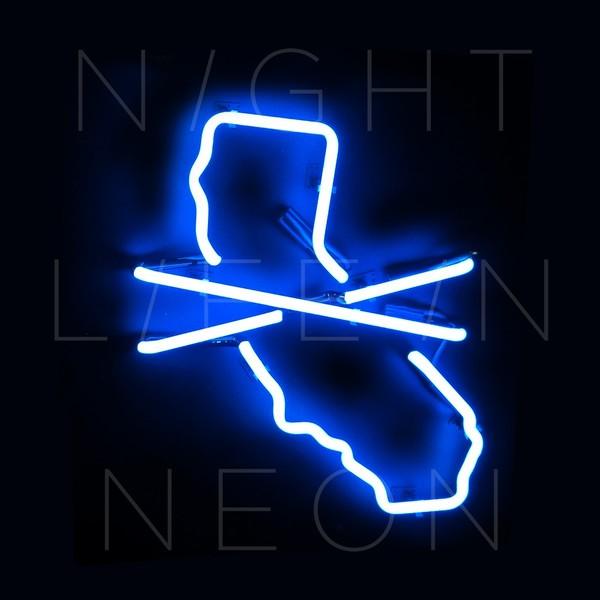 Julien-K - California Noir (Chapter Two: Nightlife In Neon) [2016]
