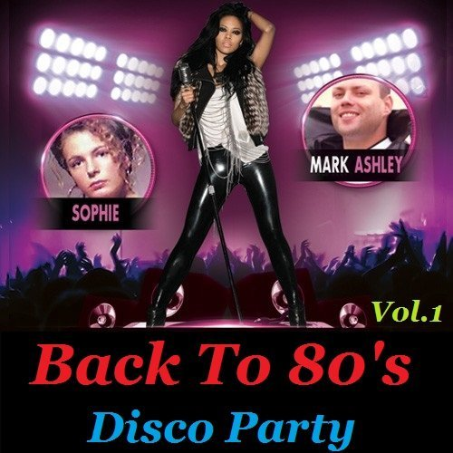 Back To 80's Party Disco