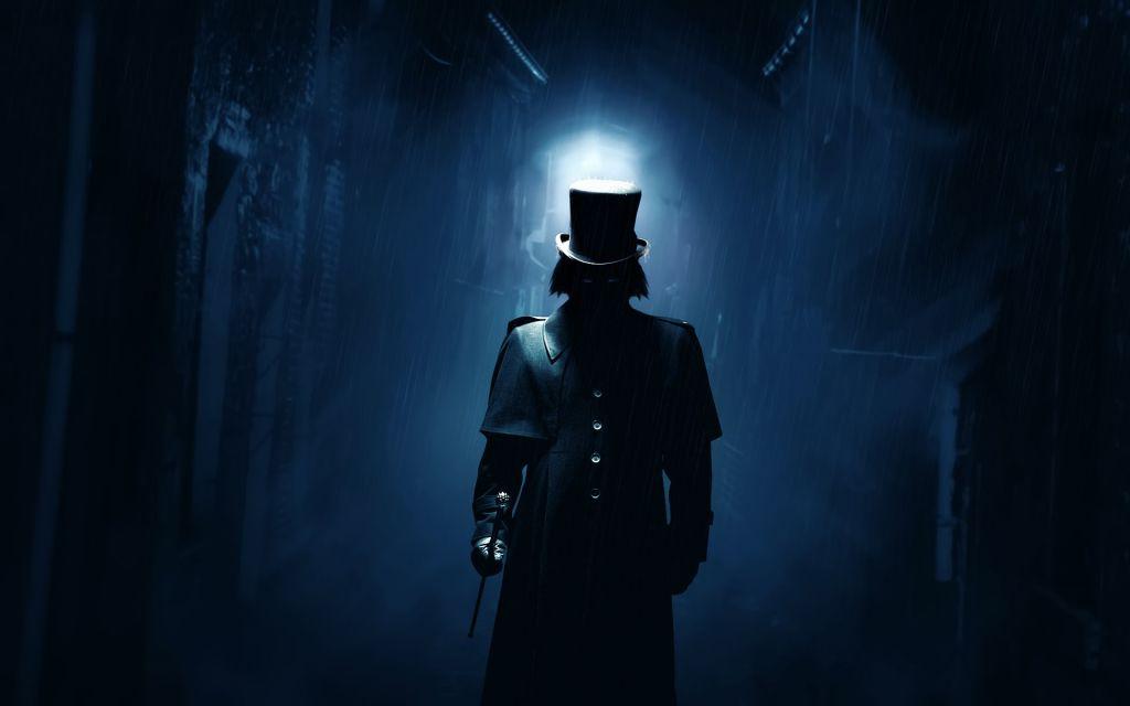 Загадочный человек в черном – то ли маг, то ли путешественник во времени